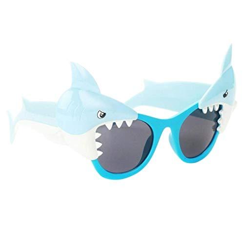 rk Einteilige lustige Kindersonnenbrille, Beach Party Supplies, Zwei Yuan Persönlichkeit, lustige Urlaub Requisiten ()