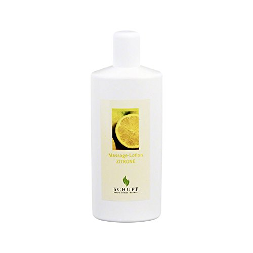 Schupp Massage-Lotion Zitrone 1L