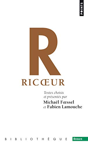 Paul Ricoeur - Anthologie