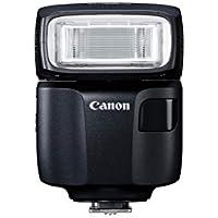Canon Speedlite EL-100 - Flash con Cabezal rotatorio, Negro