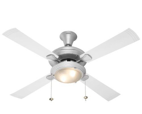 Usha Fontana One 1270mm Ceiling Fan (Steel with White Blades)  available at amazon for Rs.6660