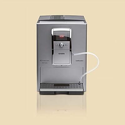 Nivona CafeRomantica 842 CafeRomatica Bean to Cup Coffee Machine, 1465 W, 1.8 liters, Silver