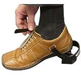 Devisys Gleitschutz Gr. 37-39 - Minispikes für die Schuhe - auch bei Glatteis sicher unterwegs - 1 Paar