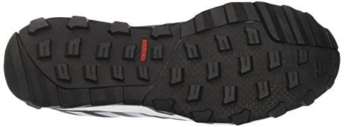 adidas Kanadia 8 Tr M, Scarpe da Corsa Uomo Nero (Core Black/easy Blue/trace Grey)