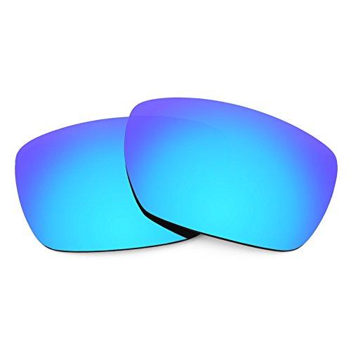 Revant Ersatzlinsen für Oakley Tincan Eisblau MirrorShield®