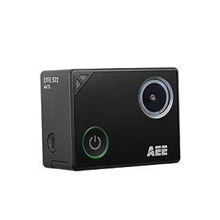 AEE Sportkamera 4K / 15 Frames Sekunden, 16 MP Zoom mit WiFi/Bluetooth Wasserdichtes Gehäuse