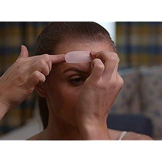Facial Smoothies® – Bandas faciales antiarrugas – Parches antiarrugas – Tratamiento antienvejecimiento – Tratamiento antiarrugas