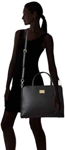 Van Heusen Spring-Summer 2019 Women's Messenger Bag (Black) Image 7