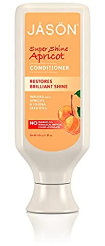Jason Super Shine Apricot Conditioner, 16 Fluid Ounce by Jason