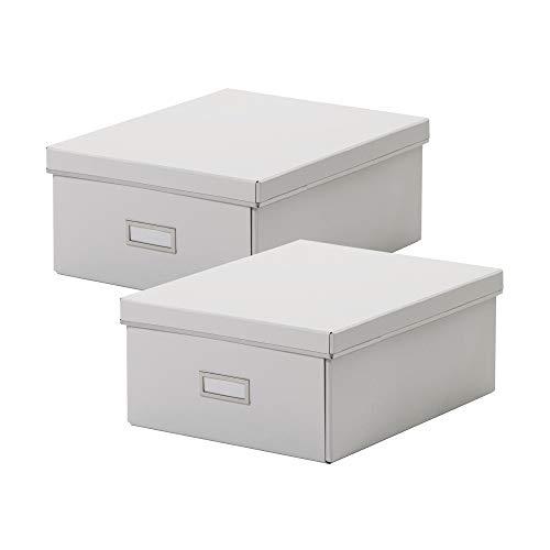Ikea SMARASSEL - Cajas de almacenaje tamaño A4
