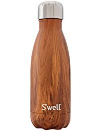 TEAKWOOD S 250ML WATER BOTTLE 9OZ