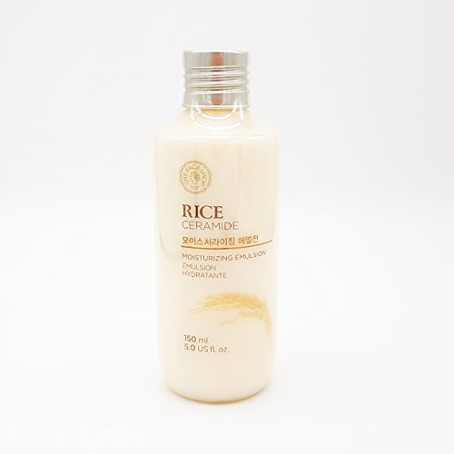 Rice & Ceramide Moisture Toner-the Face Shop for All Skin Types by The Face Shop
