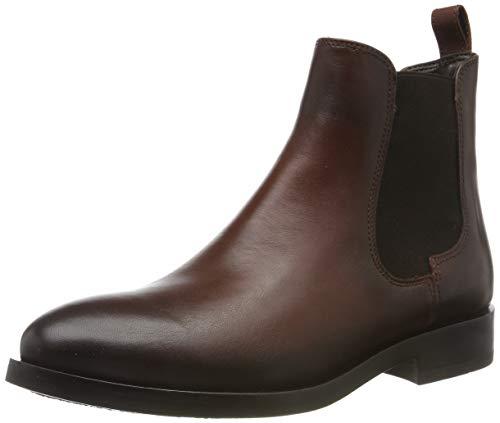 Tamaris Damen 1-1-25087-23 Chelsea Boots, Braun (Cafe 361), 39 EU