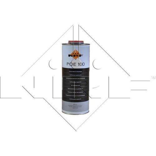NRF Kompressor Öl POE 100 Schmiermittel Schmierstoff compressor oil Kompressoröl Kupplung Klima Klimaanlage Automagnetkupplung Flasche 1L 38819 -