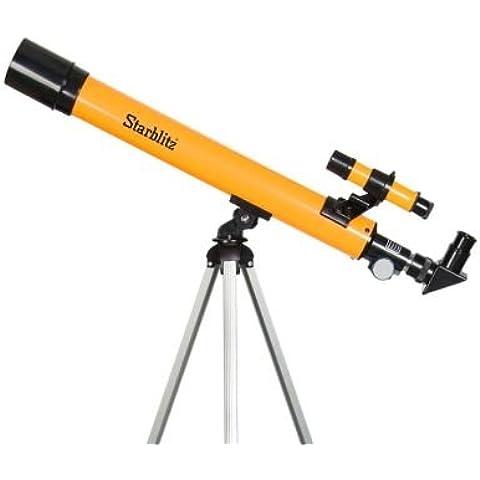 Starblitz Telescopio AC 50/600 AZ-1
