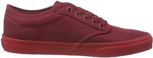 Vans - VZUUI45 - M Bishop (Textile) Rouge (Check Liner/Burgundy/Red)
