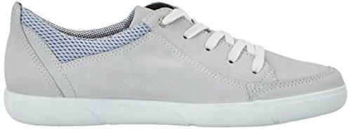ara Damen Sanibel-Surround Sneakers, Grau (Cloud,Silber), 39 EU - 6
