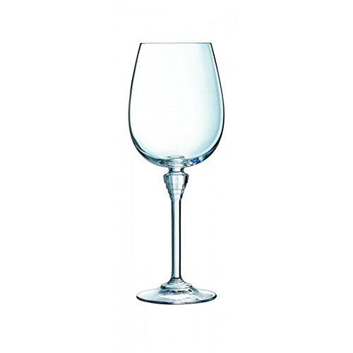 CRISTAL D'ARQUES 7501600 BTE DE 6 VAP 45 CL, Cristallin, Transparent, 30,5 x 20,6 x 23,9 cm