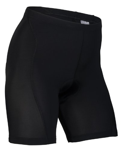 Cannondale Damen Radhose Womens Classic Shorts, schwarz, S, 1F221S/BLK (Nylon Classic Shorts)