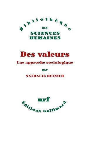 Des valeurs : une approche sociologique