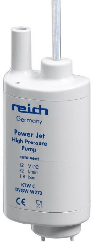Reich Tauchpumpe Power Jet 22 l/min 1,8 bar SB