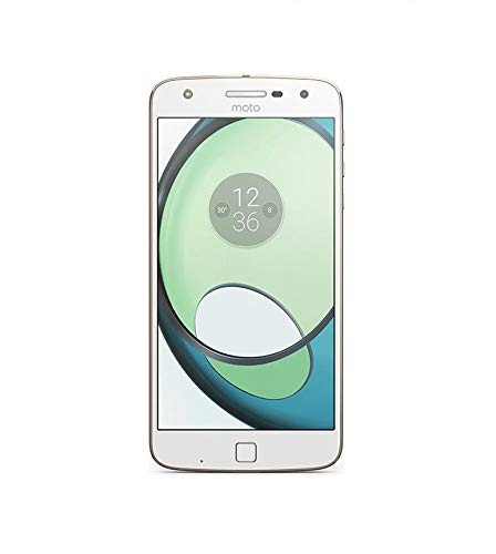 Motorola Moto Play 32GB White - Motorola Moto Z Play - 32GB, 3GB RAM, 4G LTE, White
