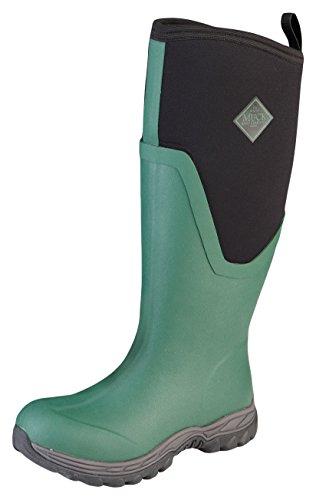 et Pluie de Vert II Sport Bottines Femme Muck Arctic Bottes Boots Green Tall 8RYqnRBwCz