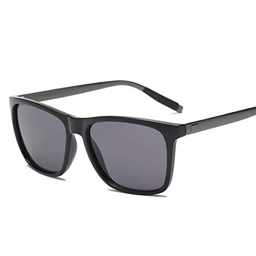 Carsge Gafas Sol polarizadas Hombres Gafas Moda Montura