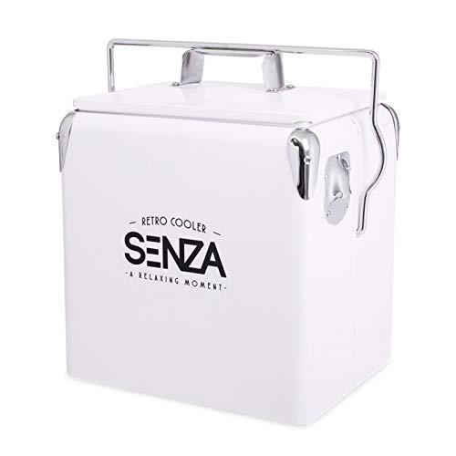 Senza Retro Koelbox Wit/Kühlbox Weiß
