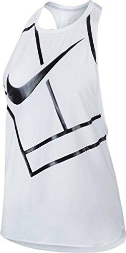 Nike Court Baseline Tennistank Damen M - 40/42