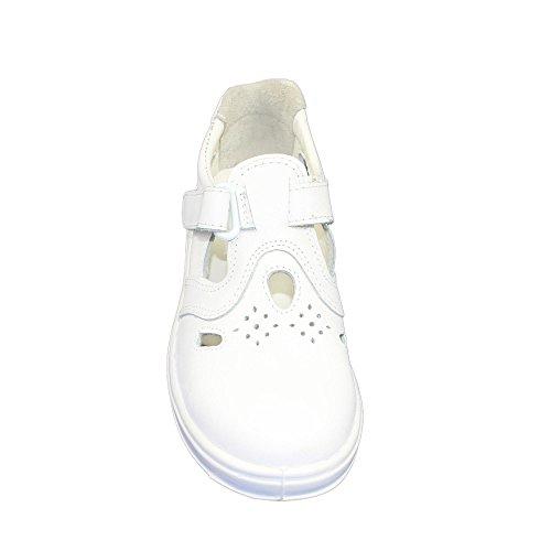 Aimont poesia p1 chaussures berufsschuhe businessschuhe chaussures de trekking sandales blanc Weiß