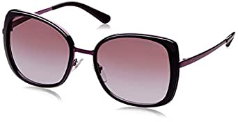 Vogue Gradient Square Women'S Sunglasses - (0Vo3990Si897/8H55|54. 9|Violet Gradient)