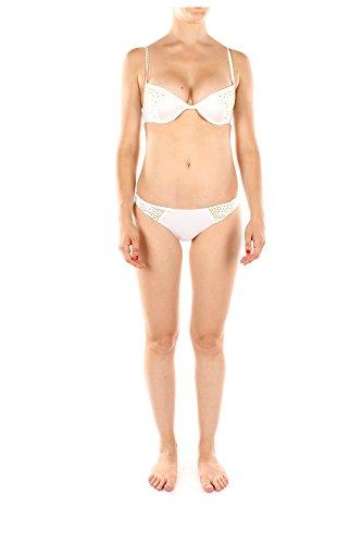 Bademode Cavalli Just Damen Polyamid Weiß und Gelb A4551100 Weiß III - 43 (Bademode Cavalli)