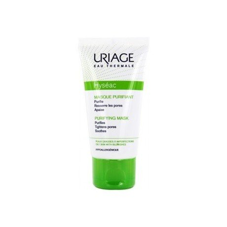 Uriage Hyséac Dermo Purifying Mask 50ml