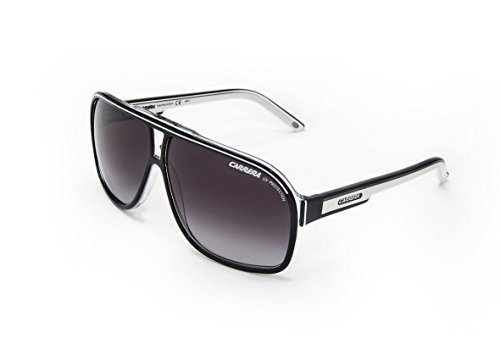 carrera-designer-mens-sunglasses-grand-prix-2-t4m-black-aviator-frame-with-grey-lens-free-shipping-f