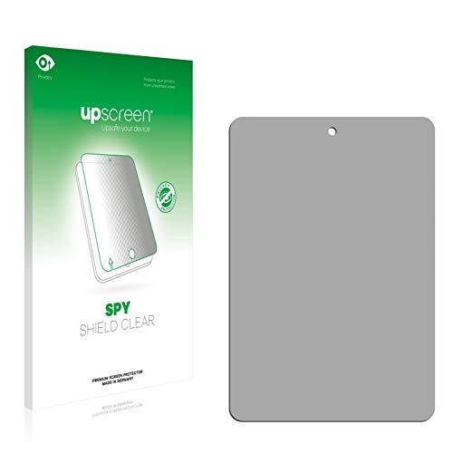 upscreen Anti-Spy Blickschutzfolie für Haier HaierPad Mini 781 Privacy Screen Displayschutzfolie - Sichtschutz, Kratzfest