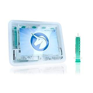 50x 5ml Einmalspritzen-Set ohne Kanülen in der Horn Medical Spritzen-Box - Hochwertige Spritzen von Braun einzeln steril verpackt in der praktischen Box von Horn Medical