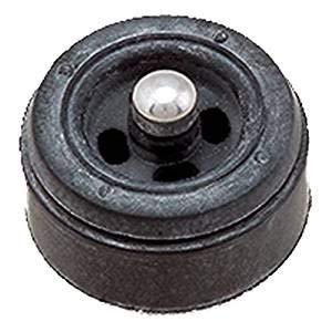 Fissler Unimatik Silikon, verpackt Ventil, Schwarz 0 cm