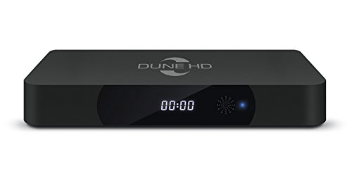 Dune HD Pro 4K Multimedia Player (4Kp60, HDR, BT.2020, HDMI 2.0a) Matt Schwarz (Datenbank-architektur)
