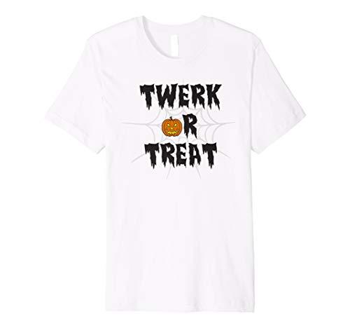 Well Worn Halloween Twerk or Treat T-Shirt