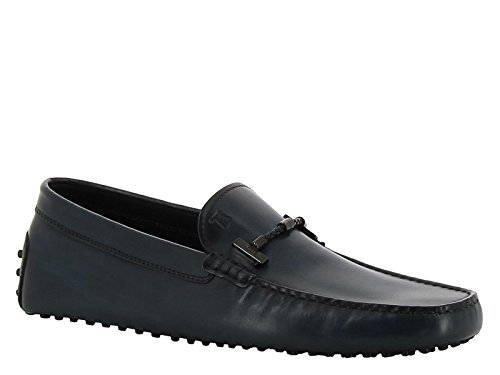 tods-mens-driving-moccasins-shoes-in-blue-leather-model-number-xxm0gw0l900d9ct800-size-10-uk