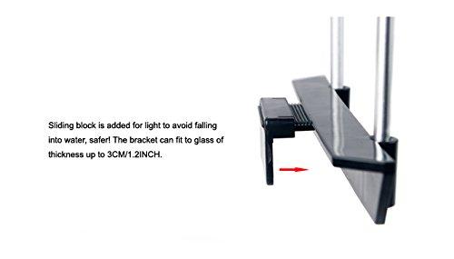 Aquarium LED Beleuchtung Zetlight AQUA Serie, moderne Aquariumbeleuchtung für Garnelen oder Nanobecken (ZA-1200 Süßwasser) - 7