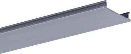 Preisvergleich Produktbild Ridi-Leuchten Geräteabdeckung steingrau VLDGA 35/49 STG