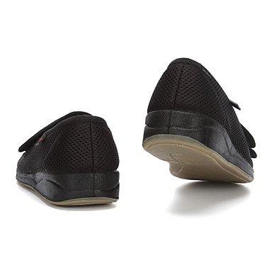 Confortevole ed elegante piatto scarpe donna Appartamenti Primavera / Estate / Autunno Comfort / Round Toe / Appartamenti Tulle / Casual tacco piatto Magic Tape champagne