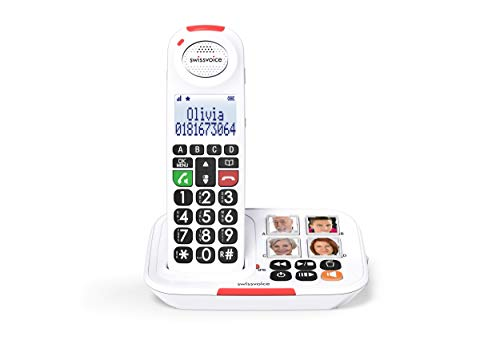 Swissvoice Xtra 2155 - Teléfono inalámbrico contestador