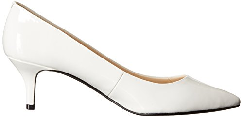 Nine West Xeena Pompe Robe synthétique white