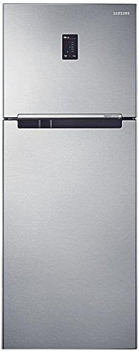Samsung RT33HDRZESL Frost-free Double-door Refrigerator (321 Ltrs, 4 Star Rating, Easy Clean Steel)