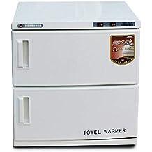 32L 2 en 1 Eléctrico Esterilizador de Toallas Y Ultravioleta UV Toalla Calentador Gabinete Facial Piel