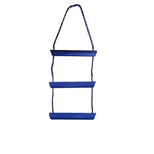 Osculati Nylon Strickleiter - erhältlich mit 3, 4 oder 5 Stufen, Größe:3 Stufen
