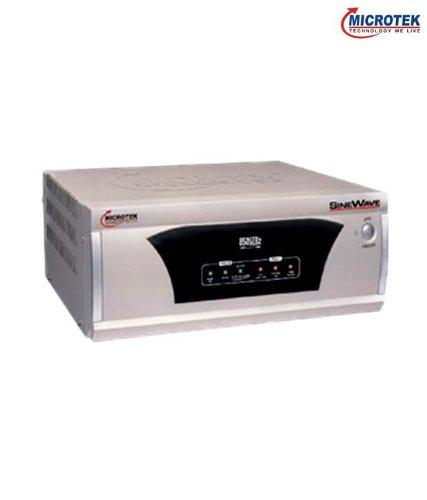 Microtek SEBz700 Pure Sine Wave Inverter (Beige)